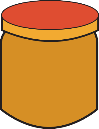 Peanut Butter Jar